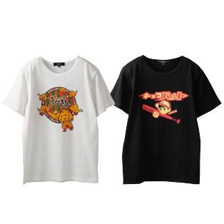企業コラボTシャツ