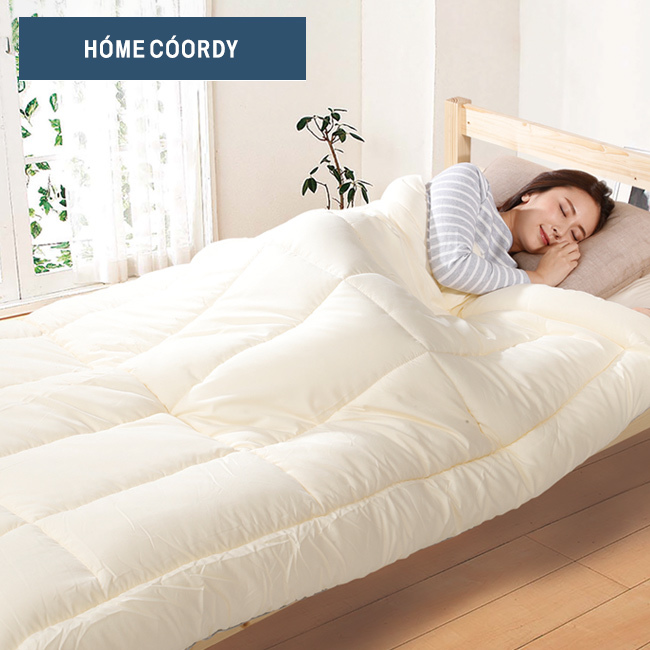 HOME COORDY 温度調整掛ふとん