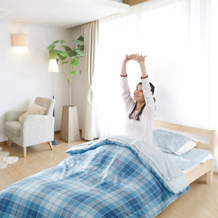 HOME COORDY 寝具10点セット