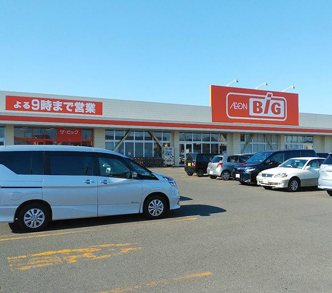 ザ・ビッグ文苑店   イオン北海道株式会社