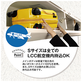 オリジナルフロントドア式ジッパーキャリー mot.