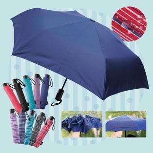 超はっ水自動開閉折畳傘