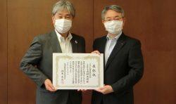 「北海道公共交通利用促進運動」に係る「民間企業の部」で表彰されました!