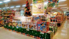 イオン札幌藻岩店クリスマスおもちゃ好評販売中!
