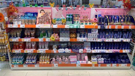 ハンドクリーム特集 1F化粧品売場